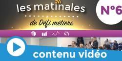 Replay de la Matinale n°6 : étude sur la mobilité professionnelle des salariés franciliens