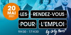 Les 7ème rendez-vous emploi par Orly Paris®