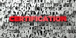 Tableau des certifications de maîtrise du français